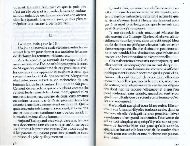 Иллюстрация 1 из 2 для La Dame Aux Camelias - Alexandre Dumas | Лабиринт - книги. Источник: Лабиринт