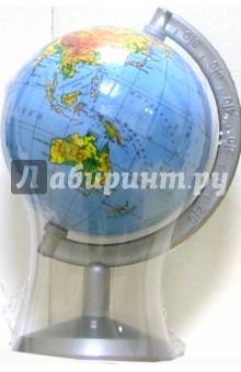 Глобус физико-географический d 70мм Zachem