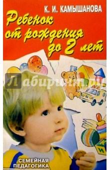 Камышанова Кира Ребенок от рождения до 2-х лет
