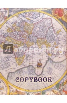 Тетрадь Copy Book 160л. 3928
