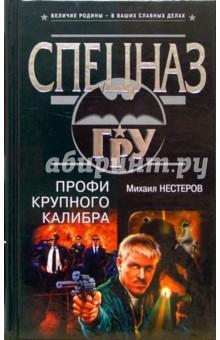 Нестеров Михаил Петрович Профи крупного калибра: Роман