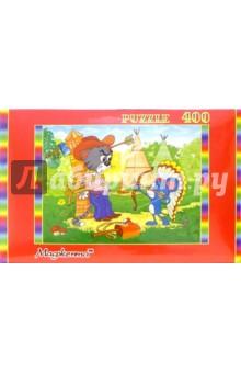 Пазл-400/4044/Том и Джери (индейцы)