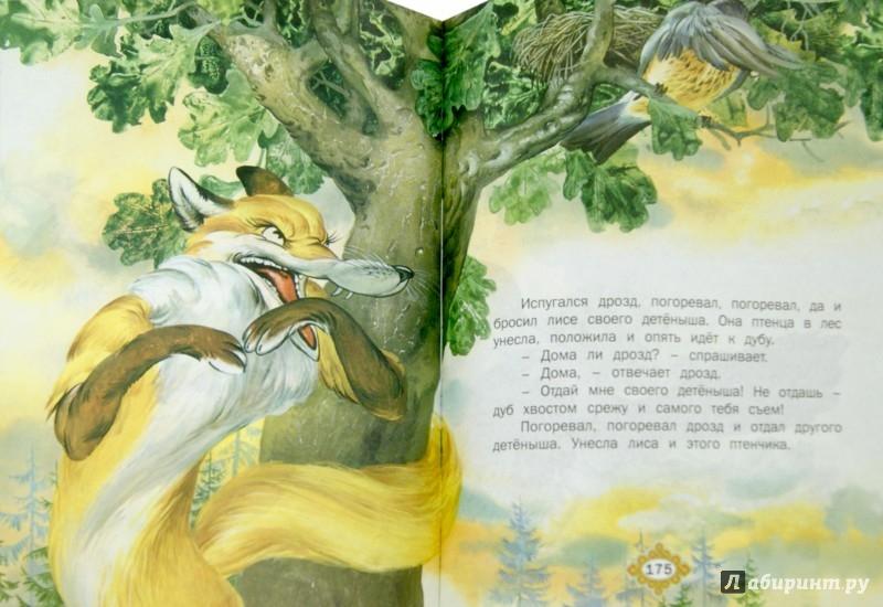 Иллюстрация 1 из 40 для Русские народные сказки   Лабиринт - книги. Источник: Лабиринт