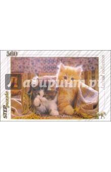 Step Puzzle-560 78026 Котята
