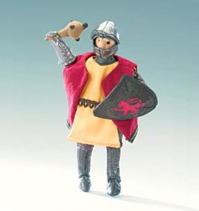Иллюстрация 1 из 3 для Марионетка: Рыцарь | Лабиринт - книги. Источник: Лабиринт