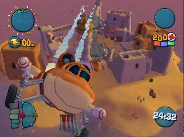 Иллюстрация 1 из 6 для Worms 4: Mayhem (DVDpc) | Лабиринт - софт. Источник: Лабиринт