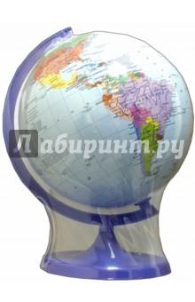Глобус политический d 220мм Zachem