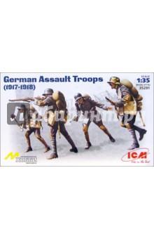 German Assault Troops (1917-1918) (35291)
