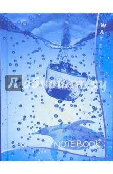 Алфавитная книжка А6 С3384 (Вода. Пингвин)