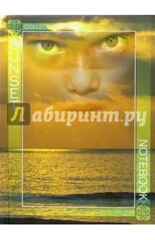 Алфавитная книжка А6 С3385 (Закат. Пурпурный)