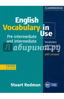 English Vocabulary in Use: Pre-intermediate & Intermediate