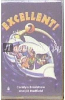 А/к. Excellent! 2: Class cassette (2 штуки)