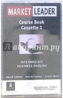 А/к. Market Leader. Intermediete. Business English (2 штуки)