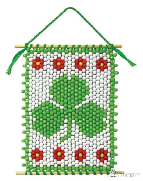 Иллюстрация 1 из 2 для Клеверный лист АА 41-501 | Лабиринт - игрушки. Источник: Лабиринт