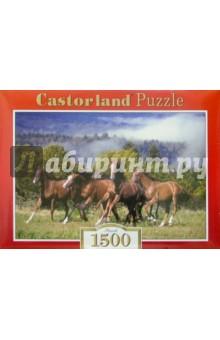 Puzzle-1500. Табун лошадей (С-150045)