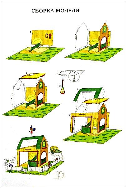 Иллюстрация 1 из 21 для В деревне | Лабиринт - книги. Источник: Лабиринт