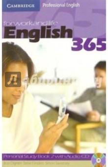 Professional English 365 Book 2 (+ CD) - Bob Dignen
