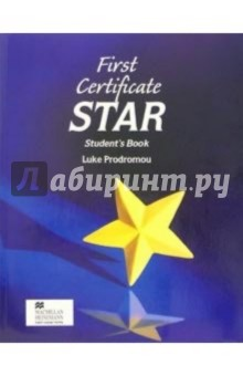 First Certificate Star: Student's Book - Luke Prodromou