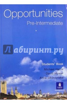 Opportunities. Pre-Intermediate: Student's Book with Mini-Dictionary - Michael Harris
