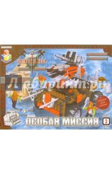 Конструктор: Особая миссия. 500 деталей (Т100215)