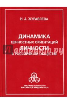 Динамика ценностных ориентаций личности - Надежда Журавлева