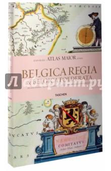 Belgica Regia & Belgica Foederata - Blaeu, Van