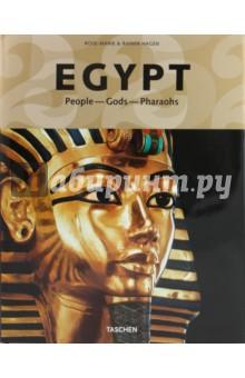 Egypt: People-Gods-Pharaohs - Rose-Marie, Hagen