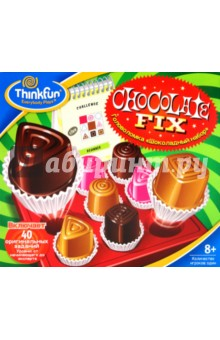 Настольная игра Шоколадный набор