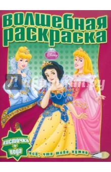 Водная раскраска Принцесса (№1106)