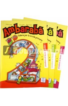 Ambaraba 2 (quaderno degli esercizi - Pk of 3) - Codato, Casati, Cangiano