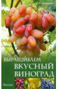 Любовь Мовсесян - Выращиваем вкусный виноград обложка книги