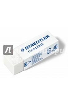 Купить Ластик Rasoplast белый, 43x19x13 мм (526B3002) ISBN: 4007817502259