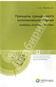 Принципы гражданского исполнительного права. Проблемы понятия и системы - Кирилл Малюшин