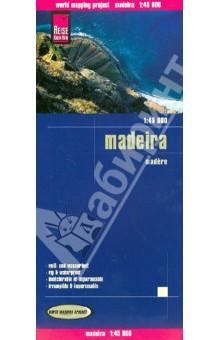 Madeira 1: 45 000 изображение обложки