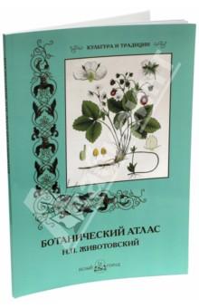 Н. П. Животовский. Ботанический атлас - Н. Животовский