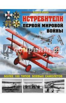Истребители Первой Мировой. Более 100 типов боевых самолетов - Андрей Харук