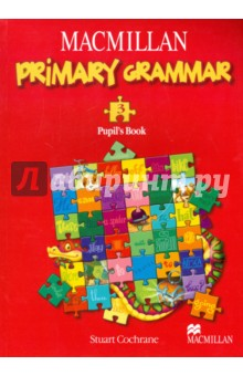 Macmillan Primary Grammar 3. Pupil's Book (+CD) - Стюарт Кокрейн