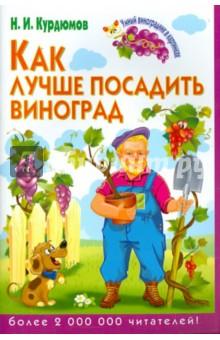 Как лучше посадить виноград - Николай Курдюмов