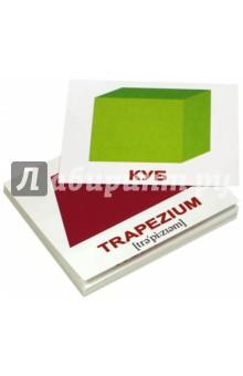 Комплект карточек Shape/Фигуры (20 штук) - Носова, Епанова