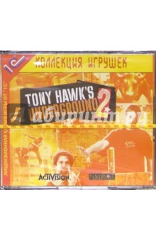 Tony Hawk's Underground-2 (3 CD)