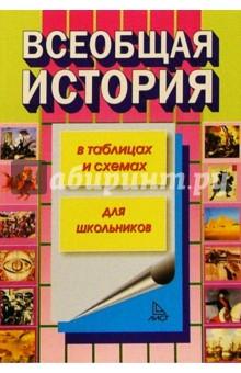 Алиева с. К. Всеобщая история в таблицах и схемах.