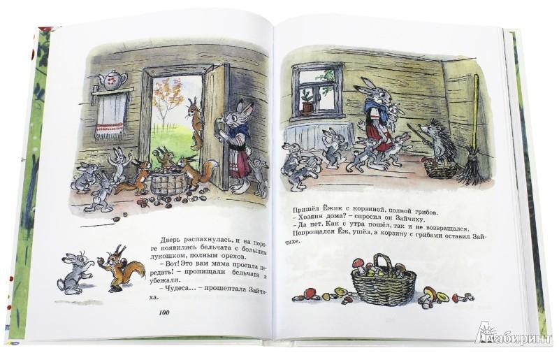 Иллюстрация 1 из 104 для Книга сказок В. Сутеева - Сутеев, Чуковский | Лабиринт - книги. Источник: Лабиринт