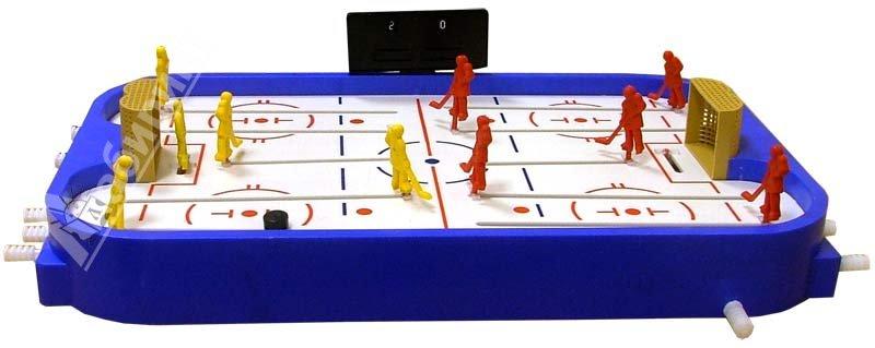 Иллюстрация 1 из 2 для Игра: Хоккей (0014) | Лабиринт - игрушки. Источник: Лабиринт