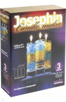 Гелевые свечи. Набор №1 (274001) фантазер josephine гелевые свечи с коллекционными морскими раковинами 4