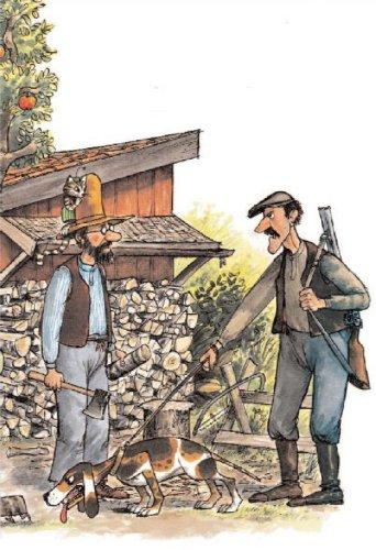 Иллюстрация 1 из 37 для Охота на лис - Свен Нурдквист | Лабиринт - книги. Источник: Лабиринт