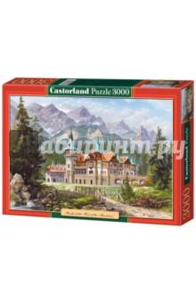 Puzzle-3000. Замок у подножия гор (С-300099)