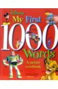Disney: My First 1000 Words