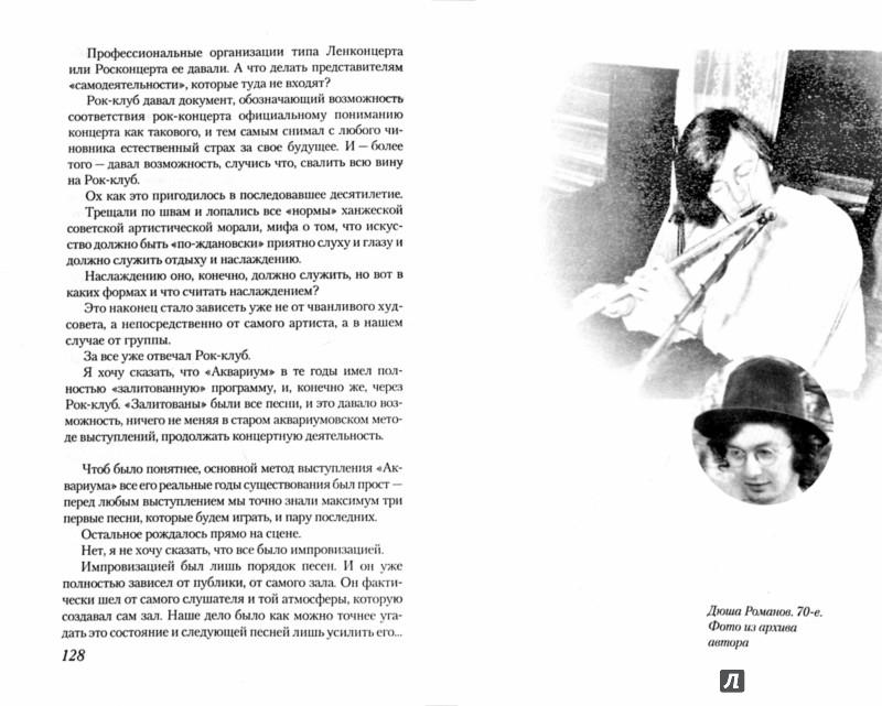 Иллюстрация 1 из 27 для История Аквариума. Книга Флейтиста - Дюша Романов | Лабиринт - книги. Источник: Лабиринт