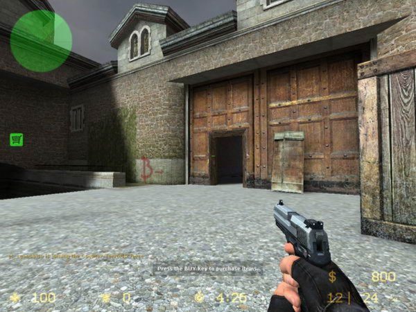 Иллюстрация 1 из 6 для Counter-Strike: Source (DVDpc) | Лабиринт - софт. Источник: Лабиринт