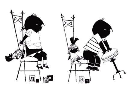 Иллюстрация 1 из 24 для Саша и Маша 1. Рассказы для детей - Анни Шмидт | Лабиринт - книги. Источник: Лабиринт